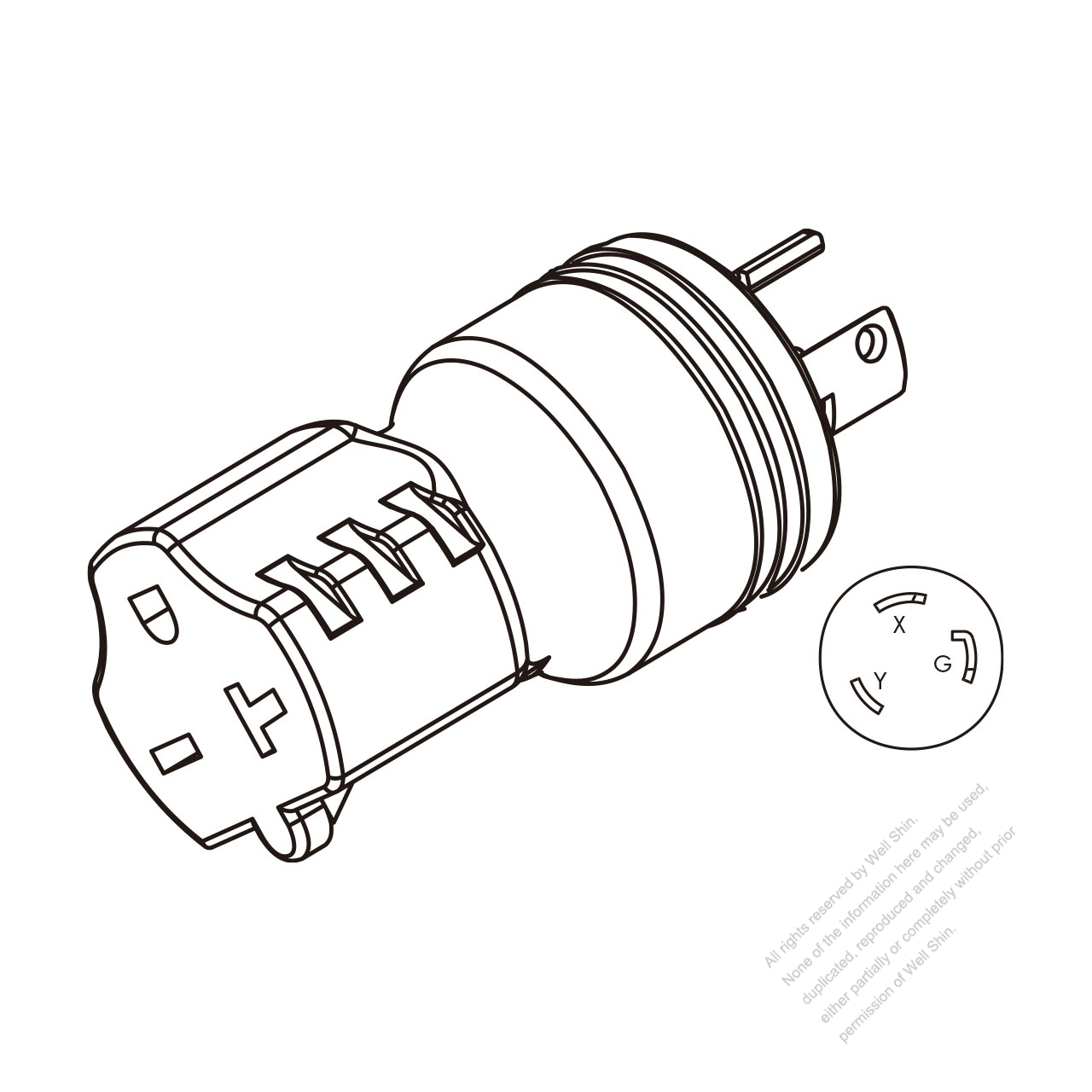 Simple Copper Wiring Diagram likewise 4 Wire Oven Plug Wiring further Kitchen Wiring Diagram S le furthermore Electric Stove Plug Wiring Diagram additionally 3 Prong Grounded Plug Wiring Diagram. on 220 stove plug wiring