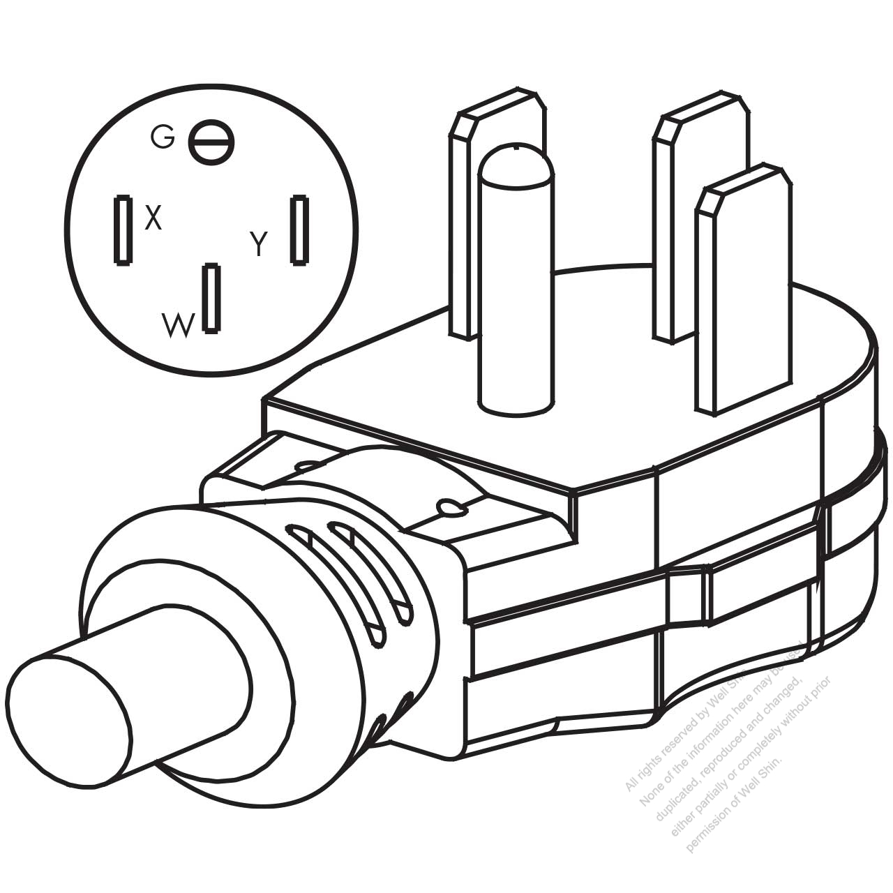 nema 6 30r wiring diagram