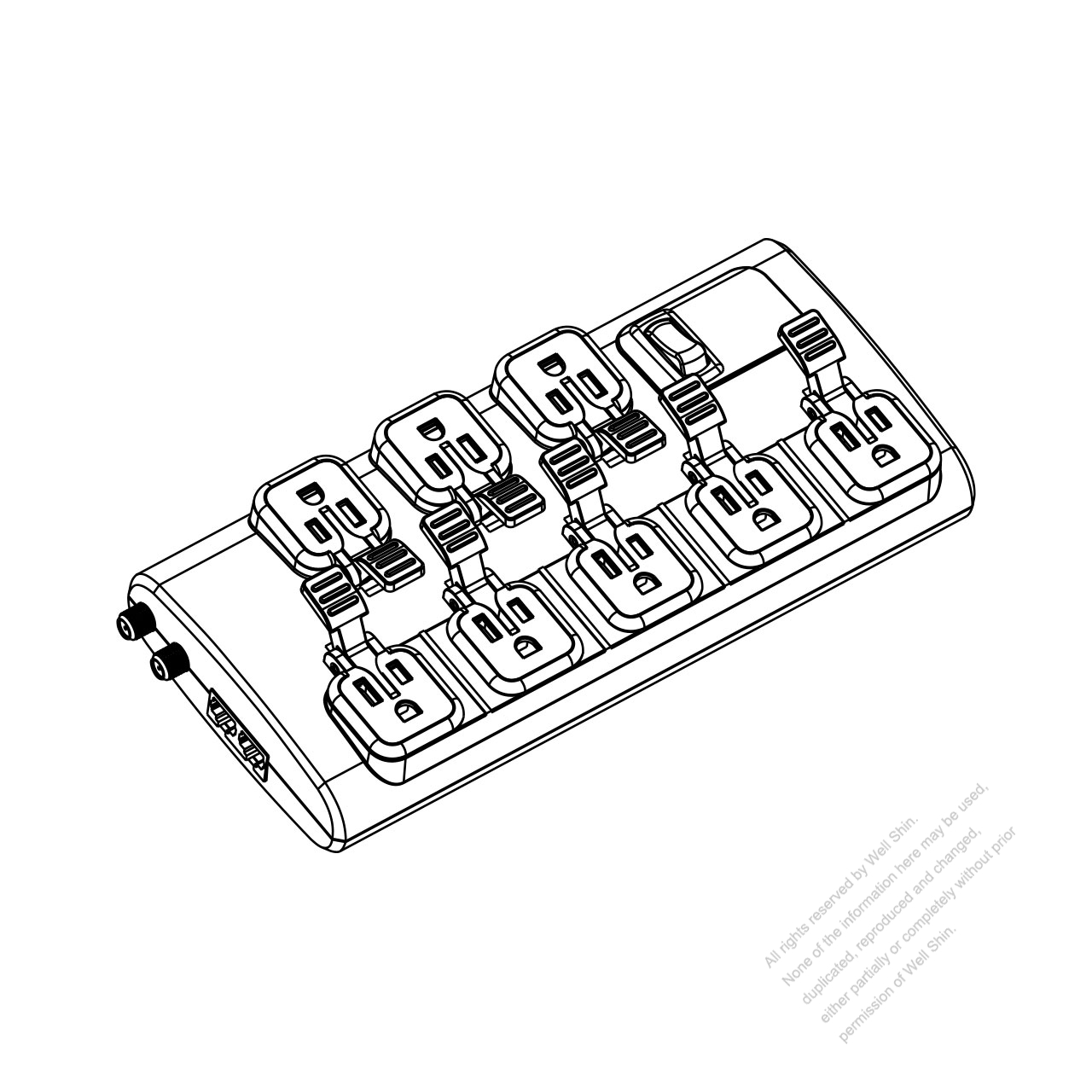 Tripp Lite Power Supply Accessory Ps361220 moreover 6083901 further B012EIW6HK as well Wiring Of L14 And Nema 30r Diagram together with Index. on nema 5 15r connector