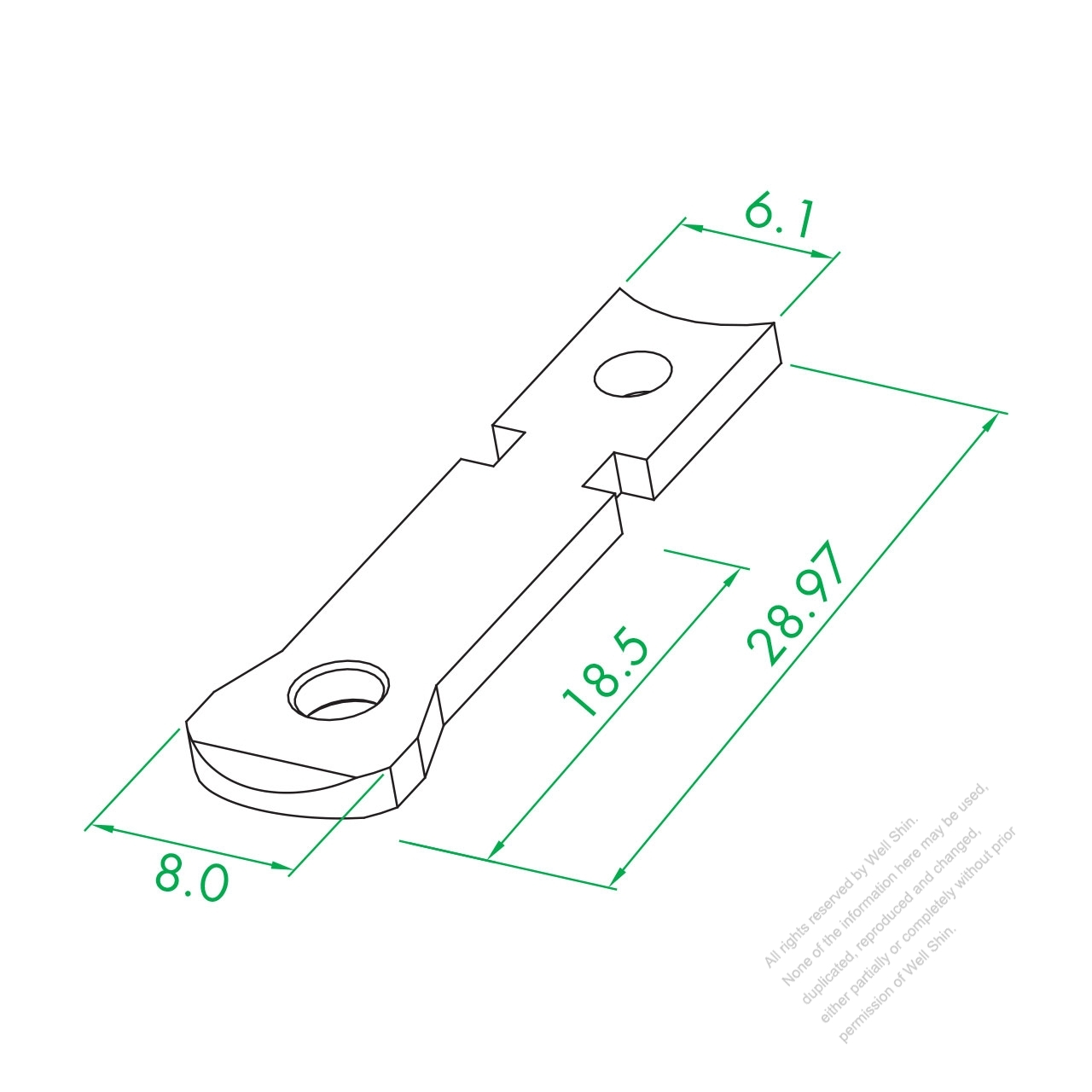 Ws 005g Polarized Plug Single Pin Well Shin Technology Co Ltd Wiring Diagram