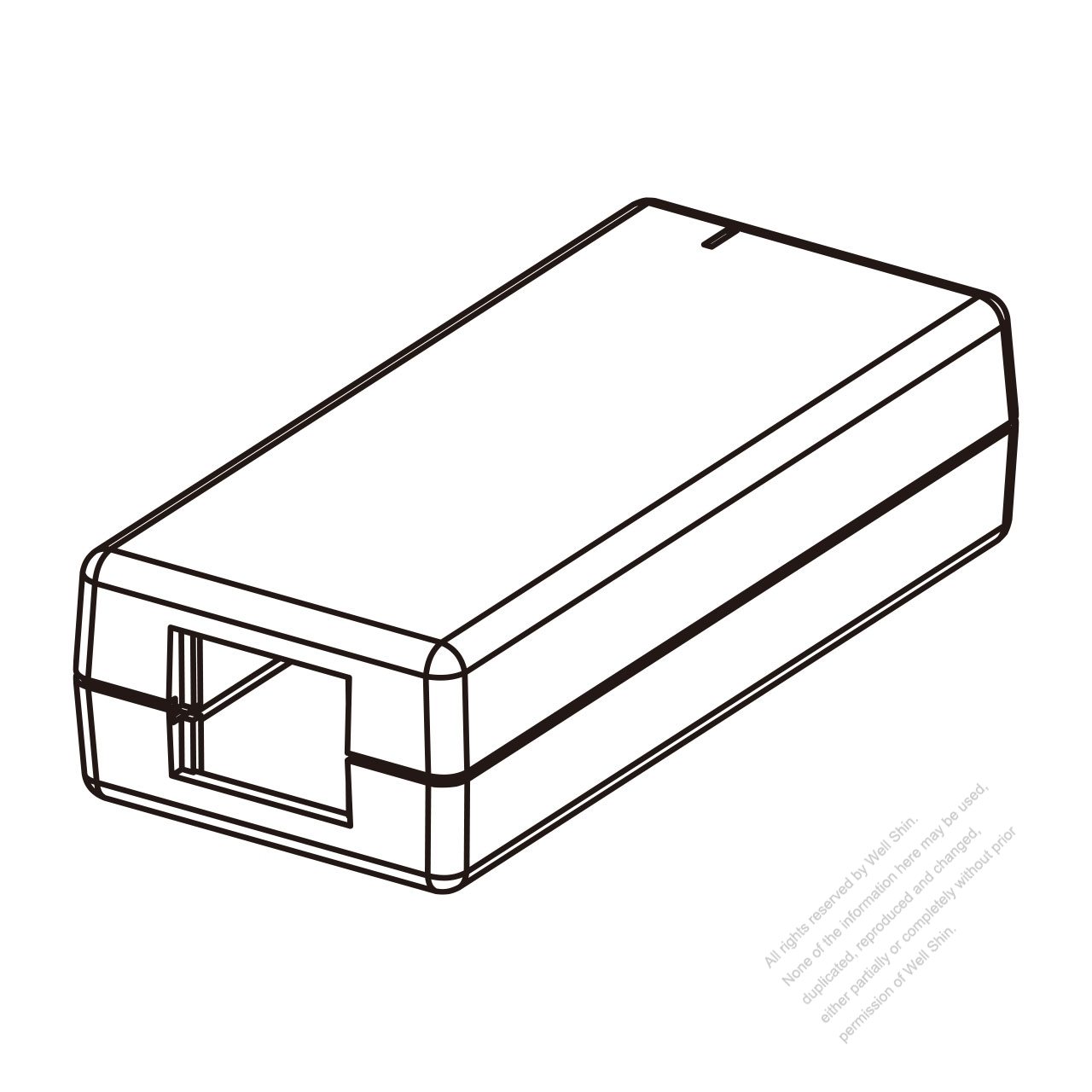 ac  dc adapter  u0026 charger case