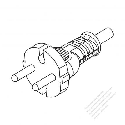 2 Pin Waterproof Connector