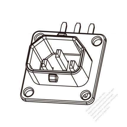 C14 Power Inlet likewise Neutrik Wiring Diagram additionally  on powercon wiring diagram