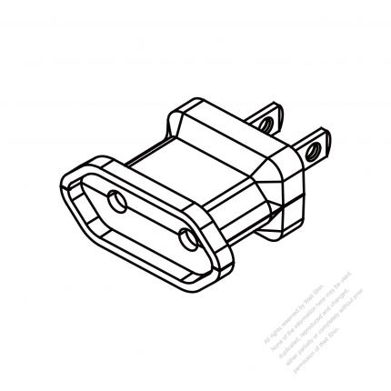 Nema L6 30 Wiring furthermore L630 Receptacle Wiring Diagram further Wiring Diagram For 3 Prong Dryer Plug further Wiring Diagram For Ac Adapter moreover 2 Wire Power Cord. on nema plug wiring diagram