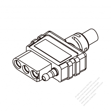 Wiring Diagram Semi Trailer Plug together with 300878273116 as well Delphi Pa66 Connector Wiring Diagram as well 7 Pole Wiring Diagram in addition Wiring Diagram For Universal Ignition Switch. on pollak wiring harness