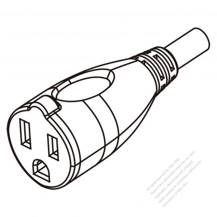 5 20p Input Plug