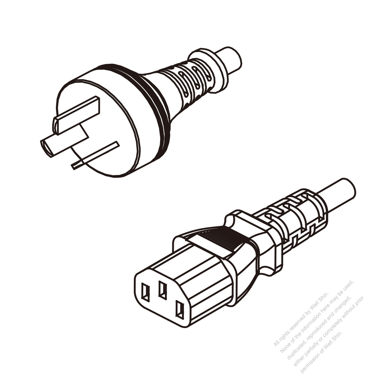 Listado productos additionally Dc Line Cord moreover Standard Power Cord further C13 Fuel System in addition APC Cables C14 To C13 10A250V183. on iec 320 c13